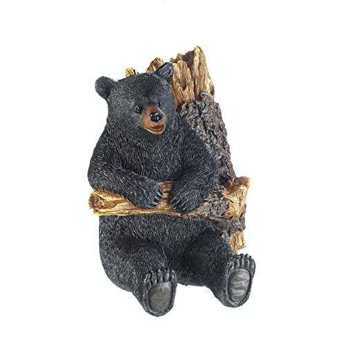 - Bear in A Tree Wall Hook
