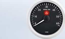 VDO A2C53218726-S Tachometer Gauge