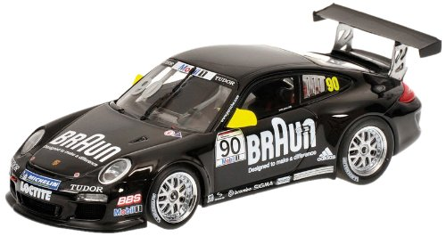 2010 Porsche 911 GT3 CUP - ´VIP´ - Porsche Supercup Diecast Model Car in 1:43 Scale (Porsche Gt3 Cup)
