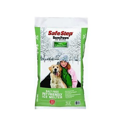 North American Salt 56720 Sure Paws Ice Melter, 20-Pound by North American Salt