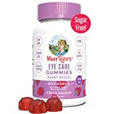 Best Eye Vitamins - Organic Vitamin Eye Care Gummies (Plant-Based) by MaryRuth's Review