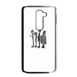 Gorillaz 2D Noodle Murdoc Russel LG G2 Cell Phone Case Black Pretty Present zhm004_5935818