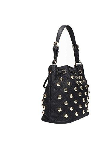 Twin-Set Secchiello Rivetti donna, borsa a tracolla, nero