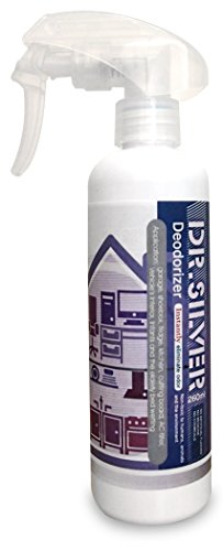 Non Toxic Furniture (DR.SILVER Deodorizer Spray, Odor Eliminator and Stain Remover for Home, Carpet, Furniture, Car, Trash Can, Kitchen Waste, Shoes, Non-Toxic to Humans, Animals and Environment - 8.79)