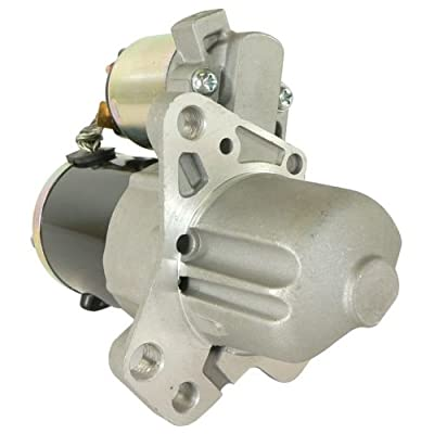 DB Electrical SMT0330 New Starter For Buick Enclave Lacrosse Cadillac Srx 3.0L 3.0 3.6L 3.6 08 09 10 11 2008 2009 2010 2011 M0T36571 12601721 12638920 410-48122 17997 M0T36572 31100-78J00 19142
