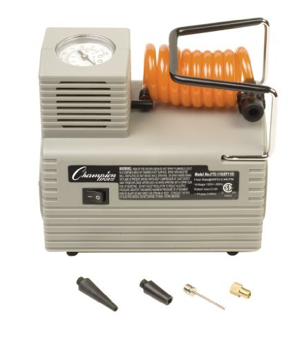 (Champion Sports Economy Electric Inflating Air Pump)