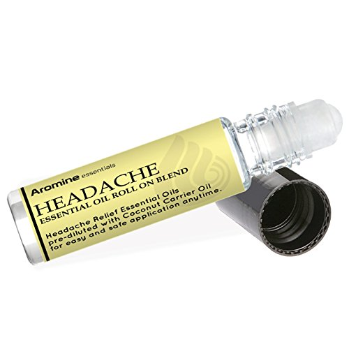 Headache Relief Essential Roll Pre Diluted