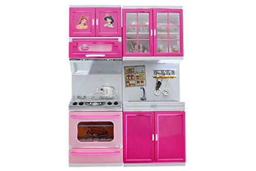Buy Tabu Toys World Modern Kitchen Play Set For Children Color And