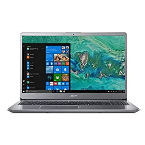 "Acer 15.6"" Swift 3 SF315-52-51NV LCD Notebook Intel Core i5-8250U (8th Gen) Quad-core 1.6GHz 8GB DDR4 SDRAM 16GB Optane Memory 1TB HDD Windows 10 Home 64-bit Model NX.H1MAA.001"