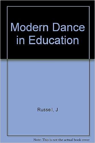 Modern Dance in Education