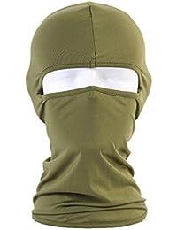 Balaclava - Ski Mask Windproof Mask Adjustable Face Headwear Warmer For Skiing,Bike,Cycling,Hiking,Protection Motorcycle Outdoor Sports - Tactical Balaclava