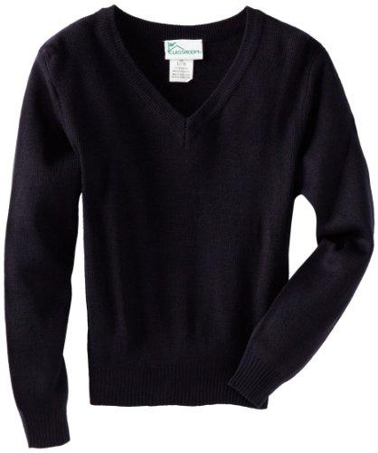 V-Neck Boys Sweater - 2