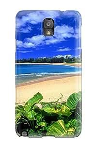 UPWooSK1517WaYIP Beach Fashion Tpu Note 3 Case Cover For Galaxy