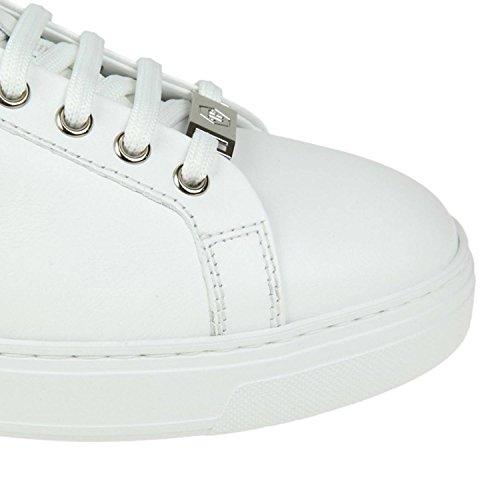 PHILIPP PLEIN Sneakers Uomo MSC0951PLE075N13 Pelle Bianco El Mayor Proveedor En Línea De Descuento En Busca De litKVhuh
