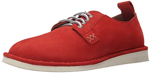 Kenneth Cole Reaktion Mens Kreditkort Oxford Red