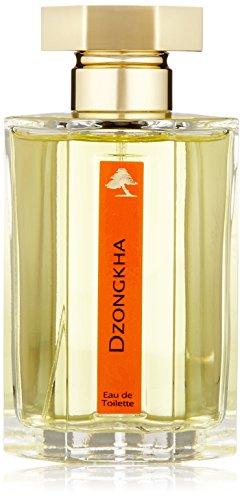 Spiced Green Tea Scent - L'Artisan Parfumeur Dzongkha Eau de Toilette, 3.4 fl. oz.