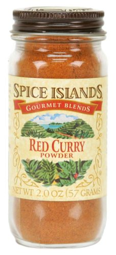 Spice Islands Curry Powder, Red, 2-Ounce (Pack of 3)