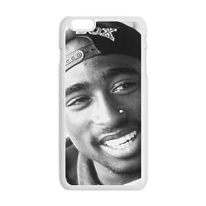 Happy thug life tupac Phone Case for Iphone 6 Plus