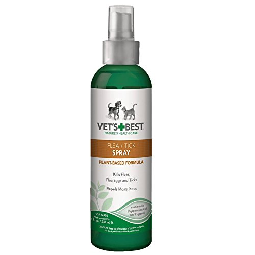 Flea-Tick-Control-Spray-for-Dogs-Vets-Best-Made-in-USA-8-Fl-Oz