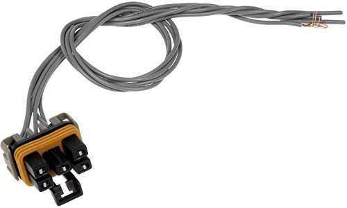Jimmy Motor Gmc Wiper (Dorman 645-692 Windshield Wiper Motor Connector and Harness)