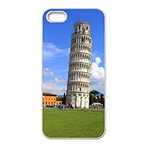 iPhone 5,5S Phone Case With Famous Landmarks S2D22747
