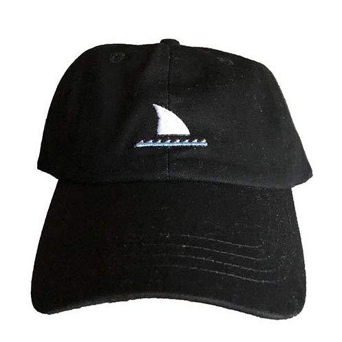 f3ec98d657984 Sand Cloud Black Shark Fin Hat As Seen on Shark Tank at Amazon ...