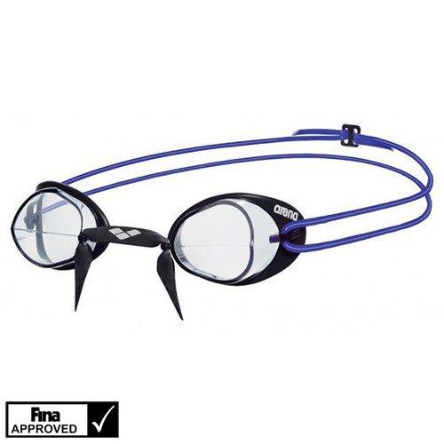 Arena Swedix Goggles Clear - Blue