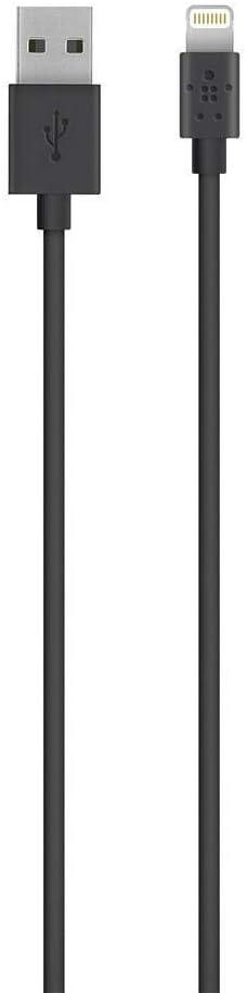 Belkin Mixit Lightning Usb Ladekabel Schwarz Elektronik