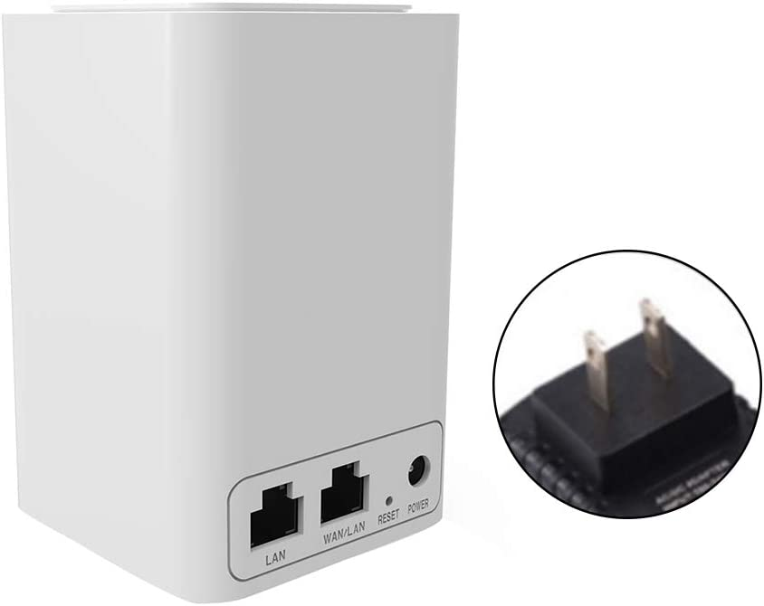 lightclub Wireless WiFi Mini Router 300Mbps 2.4GHz Repeater Network Signal Range Extender 1