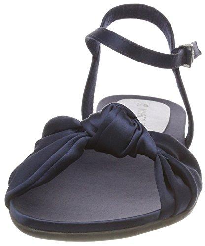 Tozzi 28160 Bleu Marco Femme Navy Bride Sandales arrière HBd5wqd