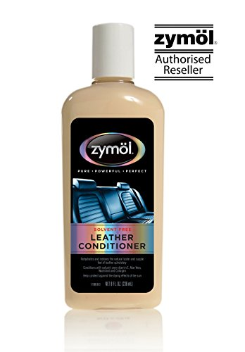 Zymol Leather Cleaner (Zymöl Original Leather Conditioner - 8 oz)