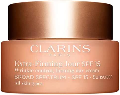 Clarins Extra-Firming Jour 1.7-ounce Day Cream SPF 15 All Skin Types