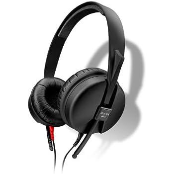 Sennheiser HD25SP II Full Sized Stereo Studio Monitor Headphones