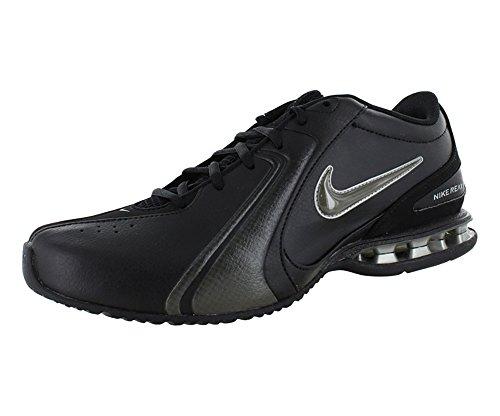 Nike Reax Tr Iii Sl Mens 333765-001 Nero / Carta Da Giornale