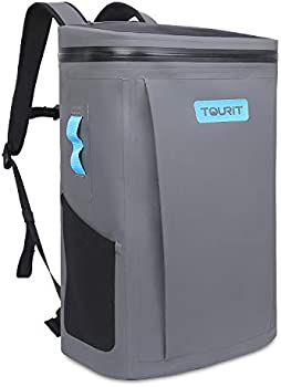 TOURIT Backpack Cooler All-Purpose Soft Sided Waterproof Dry Bag