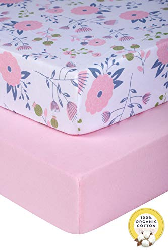 Pickle & Pumpkin Fitted Crib Sheets Set