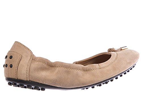 Bailarines DEE Tod's Bailarinas Beige Mujer Laccetto Aqdpvdw