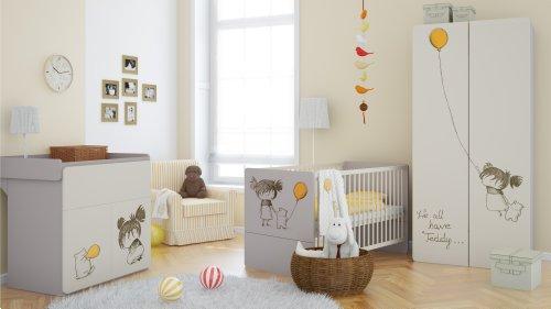 Babyzimmer set  Babyzimmer Set Kinderzimmer ELEGANCE mit