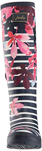 Gomma di Donna Chestnut Wellyprint Fnclvst Blu Stivali French Tom Navy Joule Leaves xBCqIBH