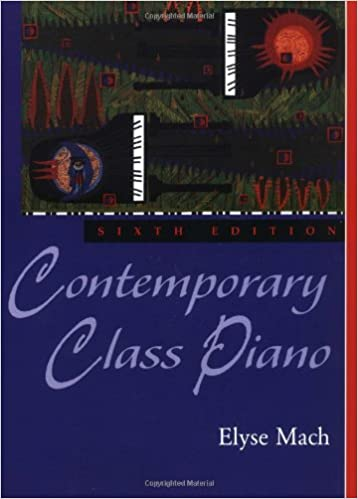 Contemporary class piano elyse mach 9780195166880 amazon books contemporary class piano 6th edition fandeluxe Gallery
