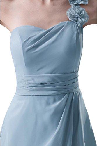 sunvary Sweety gasa corto mujer fiesta vestidos de dama Lovely morado