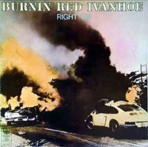 Right On by Burnin Red Ivanhoe (2015-10-21) -  Audio CD