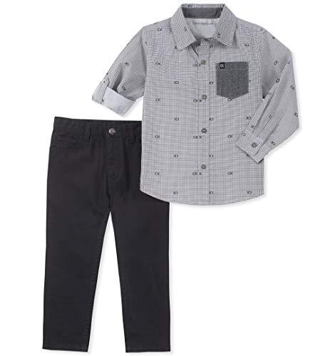 Dress Up Of Boys - Calvin Klein Baby Boys 2 Pieces