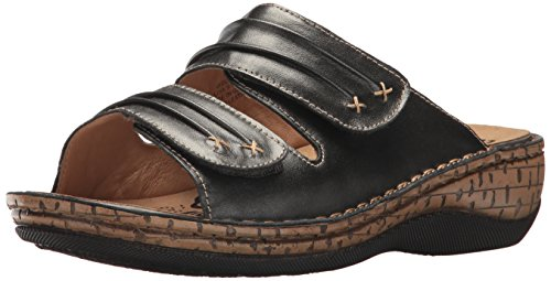 Propet Womens Sandalo Slide Giugno