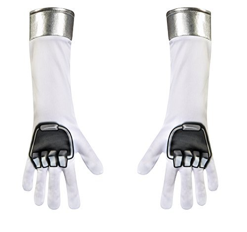 Power Ranger Dino Charge Gloves Child Size by Disguise