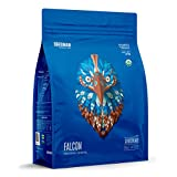 Falcon Protein Birdman, Proteina Vegetal (Vegana) en polvo Certificada Organica Sabor Chocolate 1.8 kg