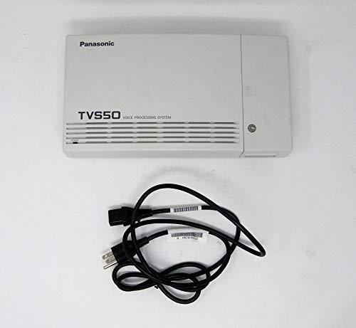 - Panasonic KX-TVS50 2 Port Voice Processing System   Refurbished