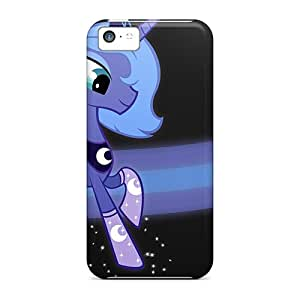 ChrisArnold Cases Covers For Iphone 5c - Retailer Packaging Luna Moon Protective Cases
