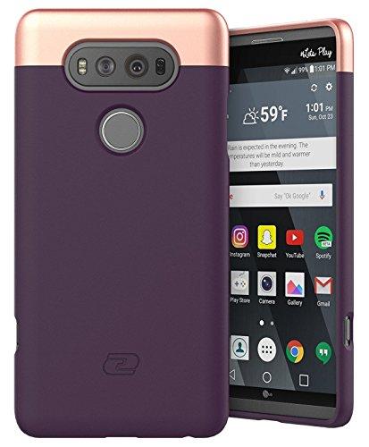 Encased SlimShield Coverage Hybrid Purple