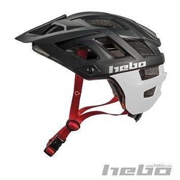 HEBO - HB0001LXLNB/49 : HEBO - HB0001LXLNB/49 : Casco ciclismo bicicleta trial